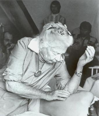 Dr Ida P Rolf