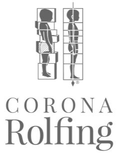 Certified Advanced Rolfer Corona Rolfing Logo